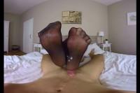 VR Porn Victoria Puppy Foot Fetish Fun