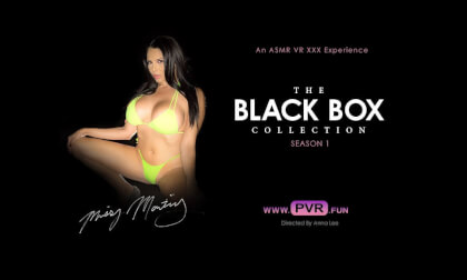 Missy Martinez; Huge Tits Porn Star ASMR Solo VR