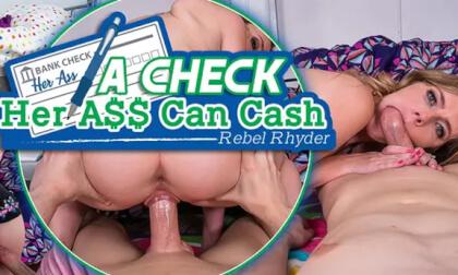 A Check Her Ass Can Cash