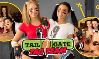 Tailgate Tag Team - FFFM Teen Foursome