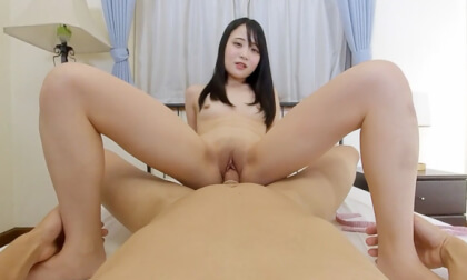 Shy Japanese Little Wife, with Her Sex Habit