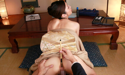 Kanna Abe – Lecherous Calligrapher Part 2
