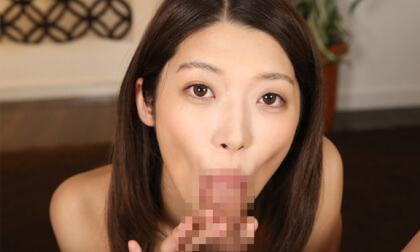 Renon Kanae – Wrapping Tongue Around Dick for Swallowing