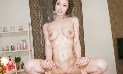 Mio Kimijima – Full Service Sensual Massage Clinic Part 2