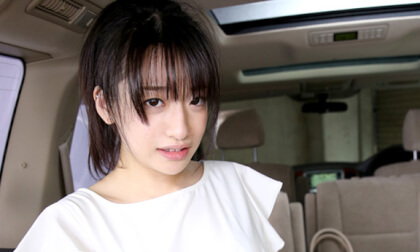 Mai Nanase – Nanpa Car Creampie Sex Success Story Part 1