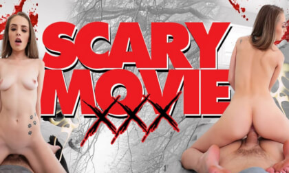 Scary Movie - Hot Babe Blowjob and Sex