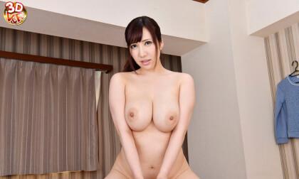 Miina Wakatsuki – Huge Tits, Huge Butt Wife Helps Me Lose My Virginity Part 2