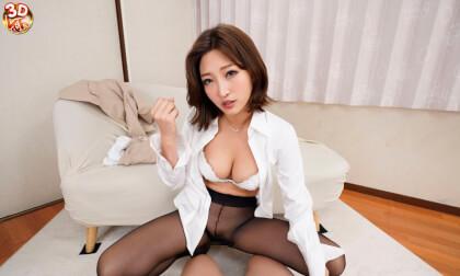 Sumire Mizukawa – Dominant Female Boss Looks Down at Me Part 1