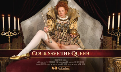 Cock Save The Queen