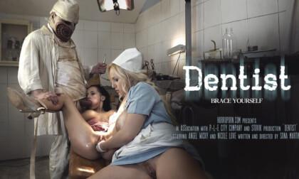 Dentist - Erotic Thriller MFF Threesome