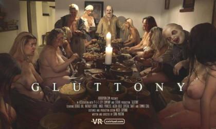 Gluttony - Bizarre Hardcore Taboo Strange VR Sex Orgy