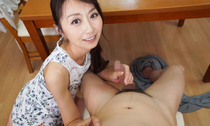Rei Aoki – A Mama Fetish Part 1