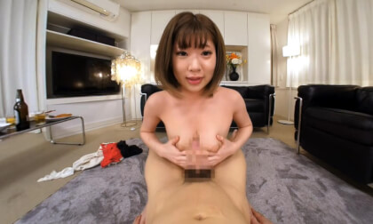 Yuuna Ishikawa – Naked Apron Cooking Nabe Creampie Sex Part 2