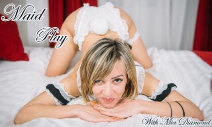 Maid Play - Mia Diamond
