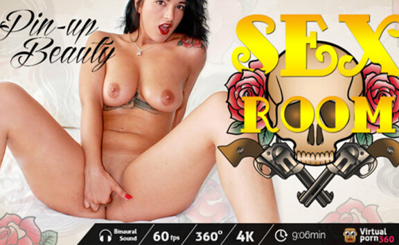 Sex Room: Pin-Up Beauty
