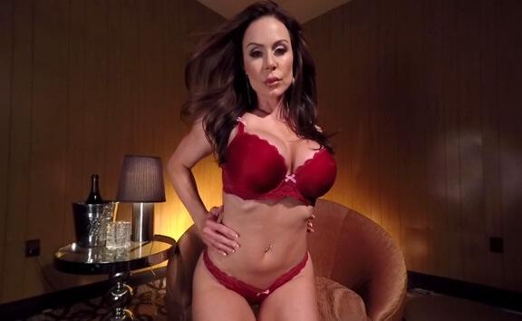 Kendra Lust - Private Dance - 3D - Busty MILF Striptease