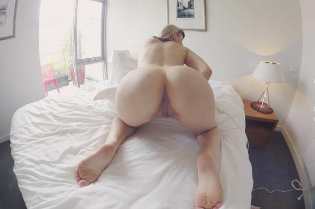 spank women video