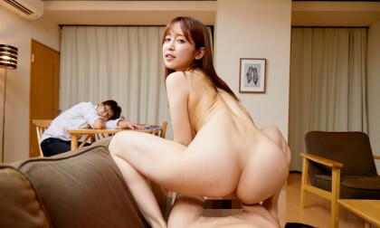 Yuu Shinoda – Yuu Shinoda Cheats in front of her Husband