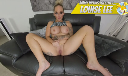 Louise Lee, Personal Trainer; Big Tit Amateur Babe