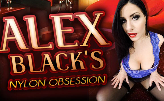 Alex Black's Nylon Obsession