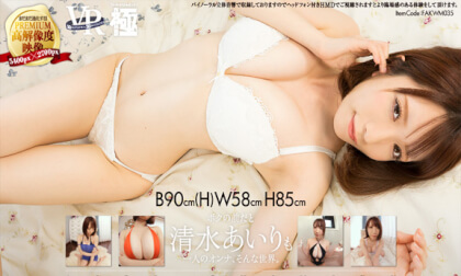 Airi Shimizu – Airi Shimizu is All Alone Part 1 - Japanese Big Tits Bikini