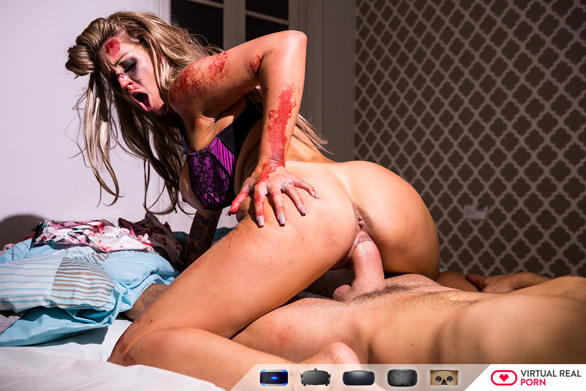 virtualrealporn - brooklyn blue, juan lucho - halloween special
