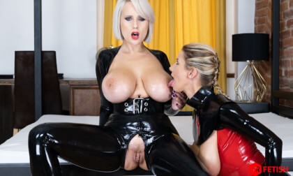 Milked by her Mistress