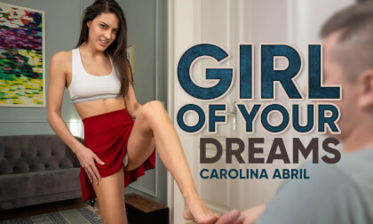 Girl of Your Dreams - Incredible Babe High Definition VR Immersive POV and Voyeur Sex