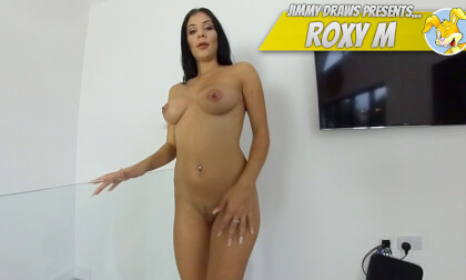 Roxy M, Living Room Tease