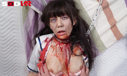 Marie Konishi – Zombie VR, The Birth of an Undead Girlfriend Part 2 -Fantasy Cosplay Blowjob