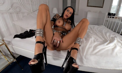 Sidney - Waiting for your Fucking Cock