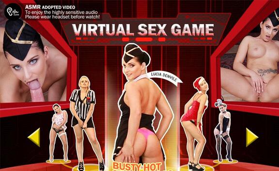 Virtual Sex Game - Cosplay Hardcore