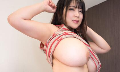 Marina Yuzuki – HUGE Tits Obsession Masturbation!