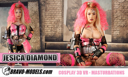 Jesica Diamond - Costume Toying Cosplay