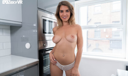 Sunny Striptease - Young Beauty Solo