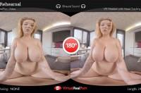 The Rehearsal VR porn
