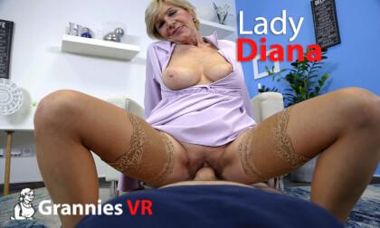 Lady Diana - Hardcore - Mature Granny Hardcore