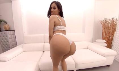 Big Tits Latinas Compilation - Big Boobs Fingering Curvy