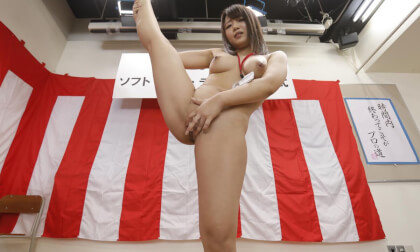 Softcore On-Demand, Newly Graduated OLs Part 3 - Asian Schoolgirl Public Nudity