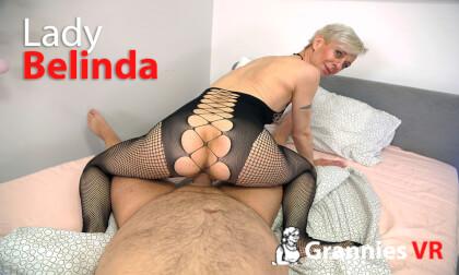 Lady Belinda - Hardcore; Wild GILF POV VR