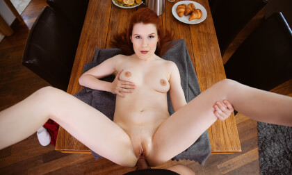 The Call - Wild Redhead Fucks You POV HD