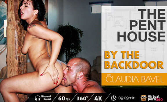 The Penthouse: By The Backdoor