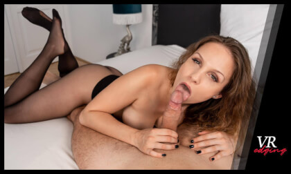 Sensual Edging with Mary Wet