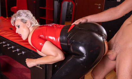 Mistress Angel Wicky - Big Tits Femdom Hardcore