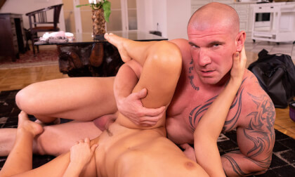 Unpacking - Female POV Hardcore Sex with a Hot Stud