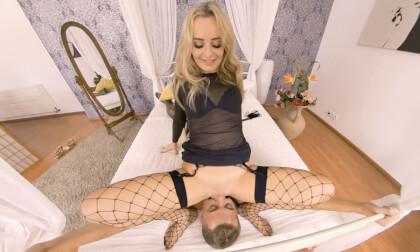 Darker Desires - Hot Blonde Sissification