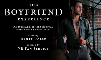 The Boyfriend Experience - Female Friendly VR Hot Stud Stroking His Cock