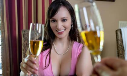 Love and Marriage - Huge Tits MILF Pornstar Lexi Luna