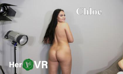 Chloe - VR Casting