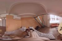 Hot roommates enjoy their great sex VR porn